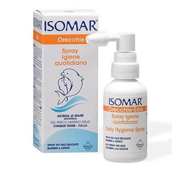 Isomar Ears Daily Hygiene Spray 50ml