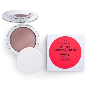 Youth Lab. Oil Free Compact Cream Dark Color SPF50 10 gr