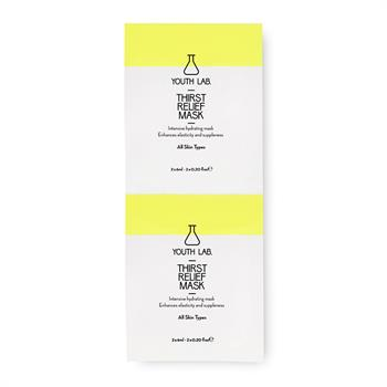 Youth Lab. Thirst Relief Mask 2x6 ml