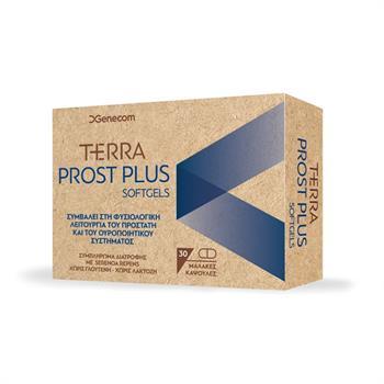 Genecom Terra Prost Plus 30 caps