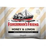 Fisherman s Friend Honey + Lemon 25gr
