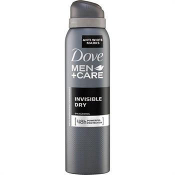 Dove Men Care Invisible Dry Spray 150ml