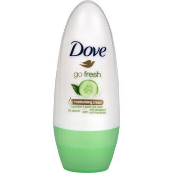Dove Go Fresh Cucumber + Green Tea Roll-On 50ml