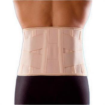Anatomic Help Gold Waist Belt 0154 Ζώνη Οσφύος Gold με 4 μπαλένες - XL