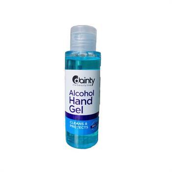 Dainty alcohol hand gel 70% Αλκοολούχο gel χεριών 100 ml