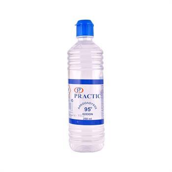 Practic Αλκοολούχος Λοσιόν 95° 250ml