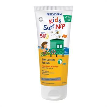 Frezyderm Kids Sun nip lotion spf 50 175ml