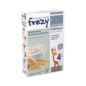 Frezylac Βιολογική Βρεφική κρέμα με ρύζι ολικής άλεσης Ρυζάλευρο ολικής άλεσης 200 gr