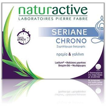 Naturactive Seriane Chrono 6 Διασπειρόμενα δισκία