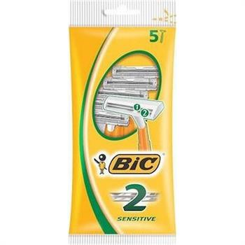 Bic Sensitive 2 Λεπίδες 5 τμχ.