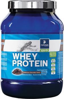My Elements Whey Protein 1000gr Σοκολάτα - Προσοχή Σύντομη ημερομηνία λήξης!