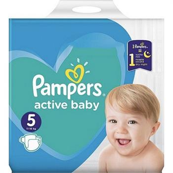 Pampers Active Baby No5 11-16kg 11τμχ