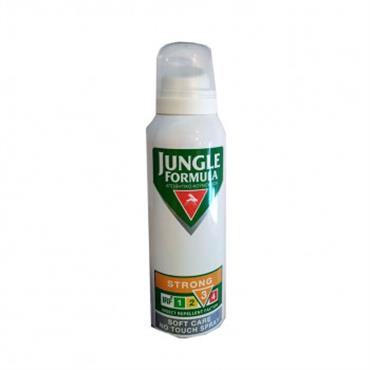 Jungle Formula Strong Soft Care no touch 125ml