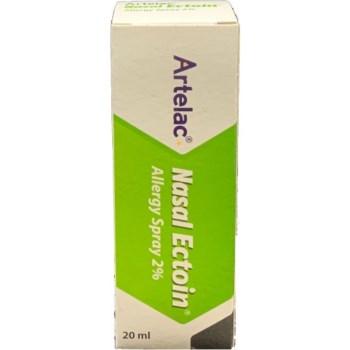 ARTELAC Nasal Ectoin Alergy Spray 2% 20ml