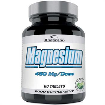 Anderson Magnesium 450mg 60s