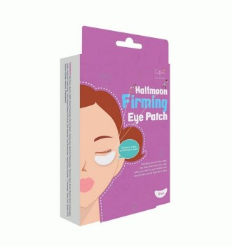 Vican Cettua Clean & Simple Half Moon Firming Eye Patch 5 ζεύγη