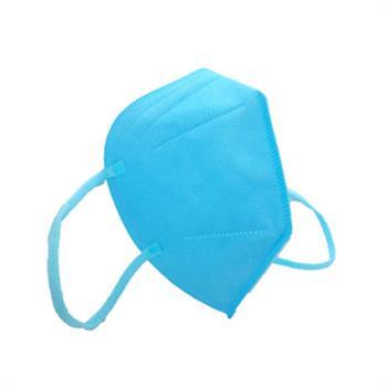 Μάσκα Προστασίας KN95 (FFP2) Σιελ 1 τμχ