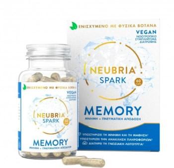 Neubria Spark Memory Nutritional Supplement for Memory & Spiritual Performance