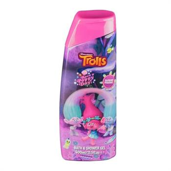Corsair Toiletries DreamWorks Trolls Bath Shower Gel 400ml