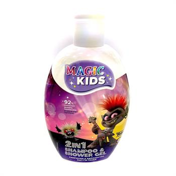 Helenvita Magic Kids Queen Barb 2 in 1 Shampoo & Shower Gel 500ml