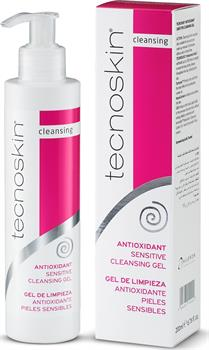 Tecnoskin Antioxidant Sensitive Cleansing Gel 200ml