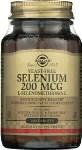 Solgar Selenium 200 mcg 100tabs