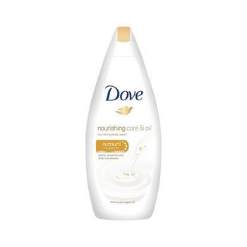 Dove Nourishing Care Argan Oil Body Wash 750ml
